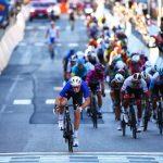 Sebastián Molano disputó la victoria en la sexta etapa del Giro de Italia