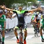 """""""Espero dar un gran servicio para cualquier necesidad de Androni en la Vuelta al Táchira"""": Santiago Umba"""