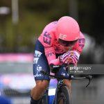 Estreno brillante de Sergio Higuita en Tirreno Adriático: «me deja con buena confianza. Se viene Milán-San Remo»